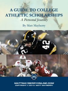 A Guide To College Athletic Scholarships
